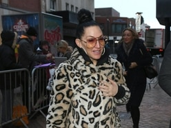 Michelle Visage: Giovanni and I will leave our mark