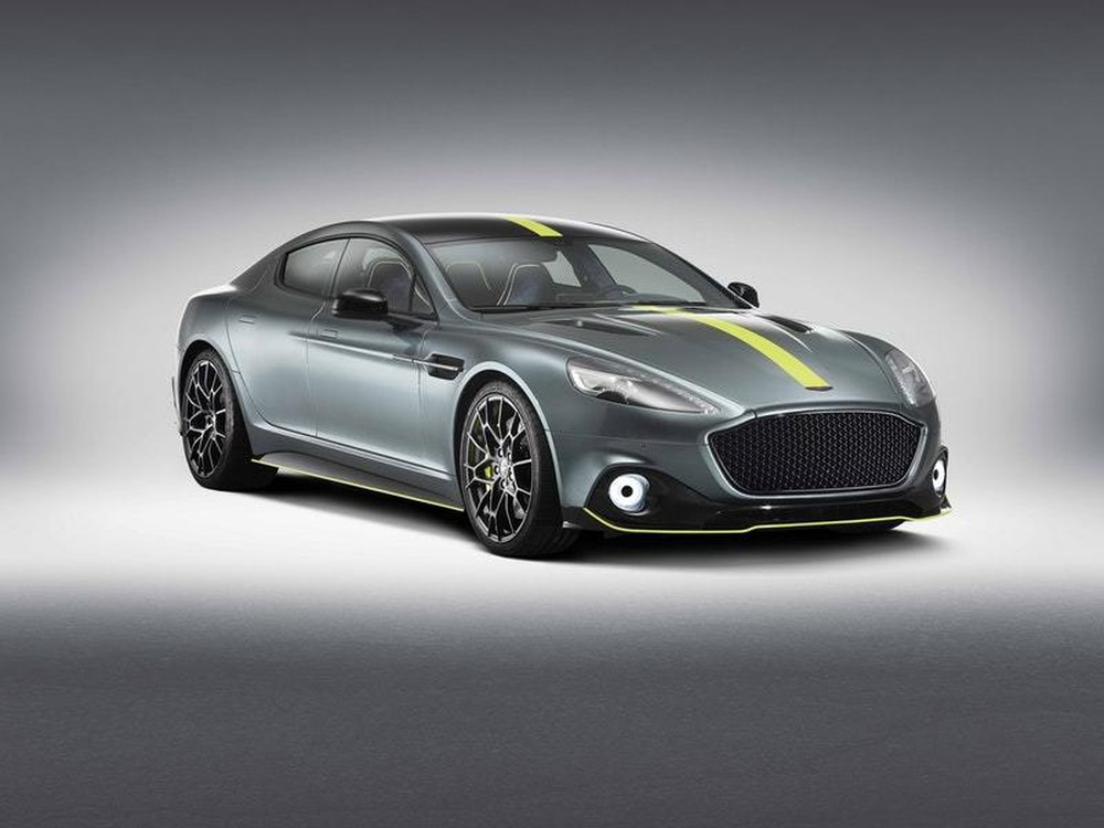 Aston Martin Rapide AMR: The Final Show
