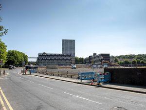 Heath Town in 2018