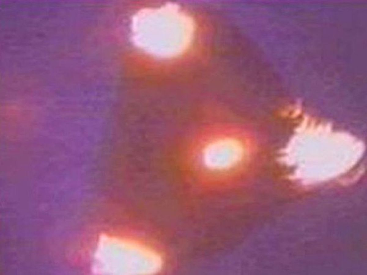The Pentagon could have investigated the UFO sighting over RAF Cosford