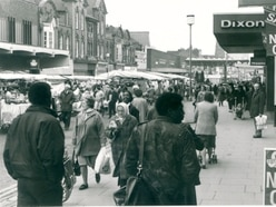 Pictures from the past: West Bromwich High Street through the years