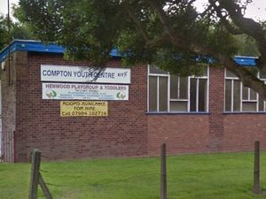 The former Compton Youth Centre in Henwood Road, Wolverhampton. Photo: Google Maps