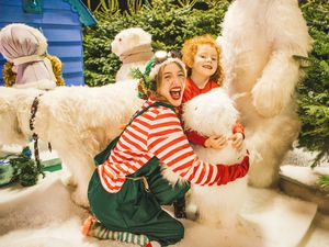 Winter Funland will even get the grinch into festive spirit