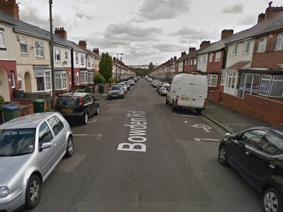 Police officers hit by car in Smethwick during pursuit
