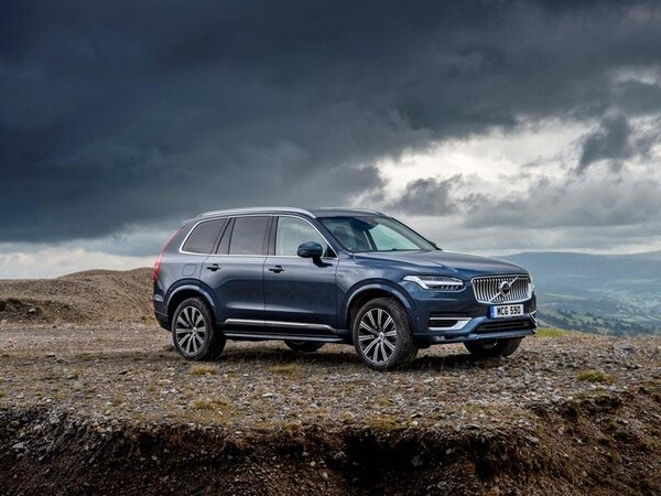 First Drive: Volvo's new XC90 B5 sharpens up an already capable SUV