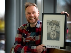 GALLERY: Black Country artist plays a blinder with latest exhibition