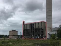 Date set for Rugeley Power Station boiler house demolition