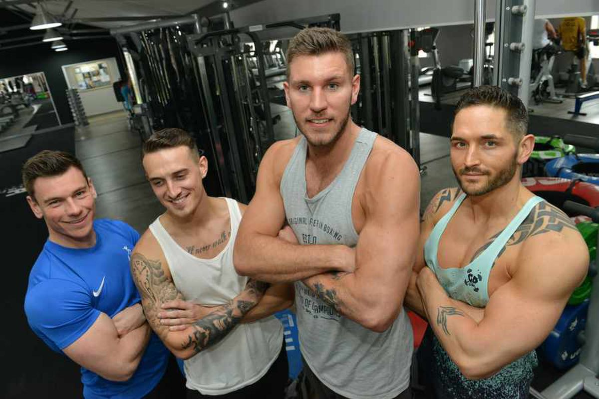 Golden Boys Lee McDonald, Jamie Higgins, Joe Lockley and David Corfield will be appearing in the reality TV show in June