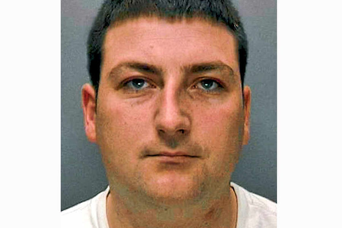 John Anslow, who is currently serving 29 years in Belmarsh Prison