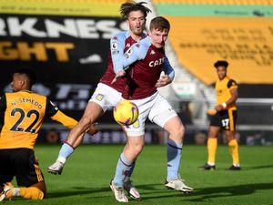 Jack Grealish of Aston Villa and Matt Targett of Aston Villa. (AMA)