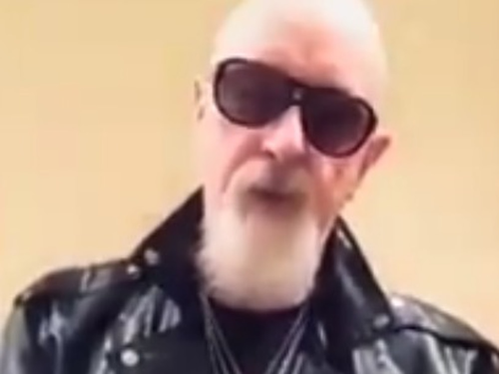 'We can't thank you enough': Black Country rocker delivers special message to West Midlands Police
