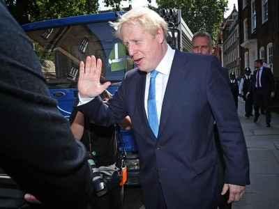 Live coverage: Boris Johnson to become UK's next prime minister
