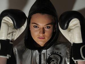 Kickboxing world champion Katie Healy, of Bilston