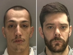 Deerstalkers and crowbars: Burglary duo's hats give police head start
