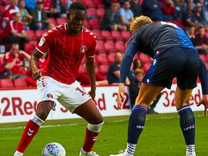 West Brom loanees Jonathan Leko and Sam Field flying high with Charlton Athletic