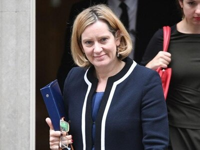 'Unthinkable' UK will not agree Brexit security co-operation deal – Amber Rudd