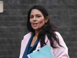 Priti Patel defended over claims that she bullied Home Office officials