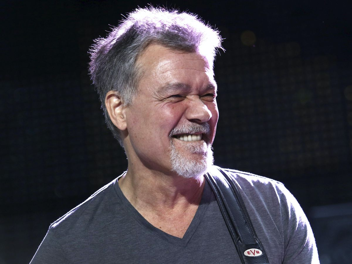 World of rock and roll pays tribute to Eddie Van Halen following his death at 65 | Express & Star