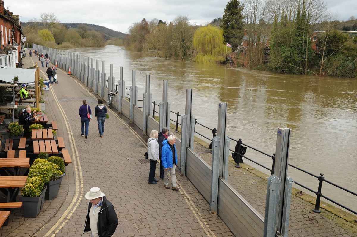 Water levels could peak for the next three days