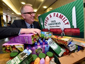 Dudley North MP Ian Austin backs Feed a Family appeal