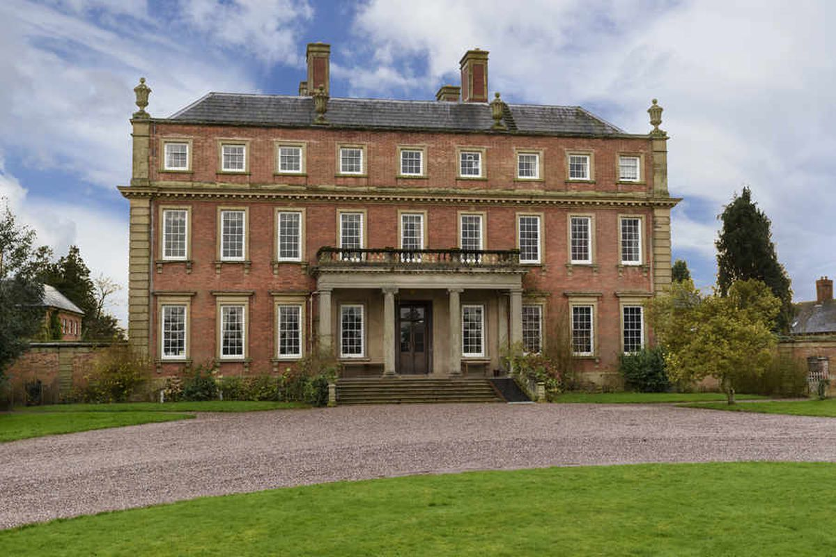 Spare £40,000 - why not rent a mansion?