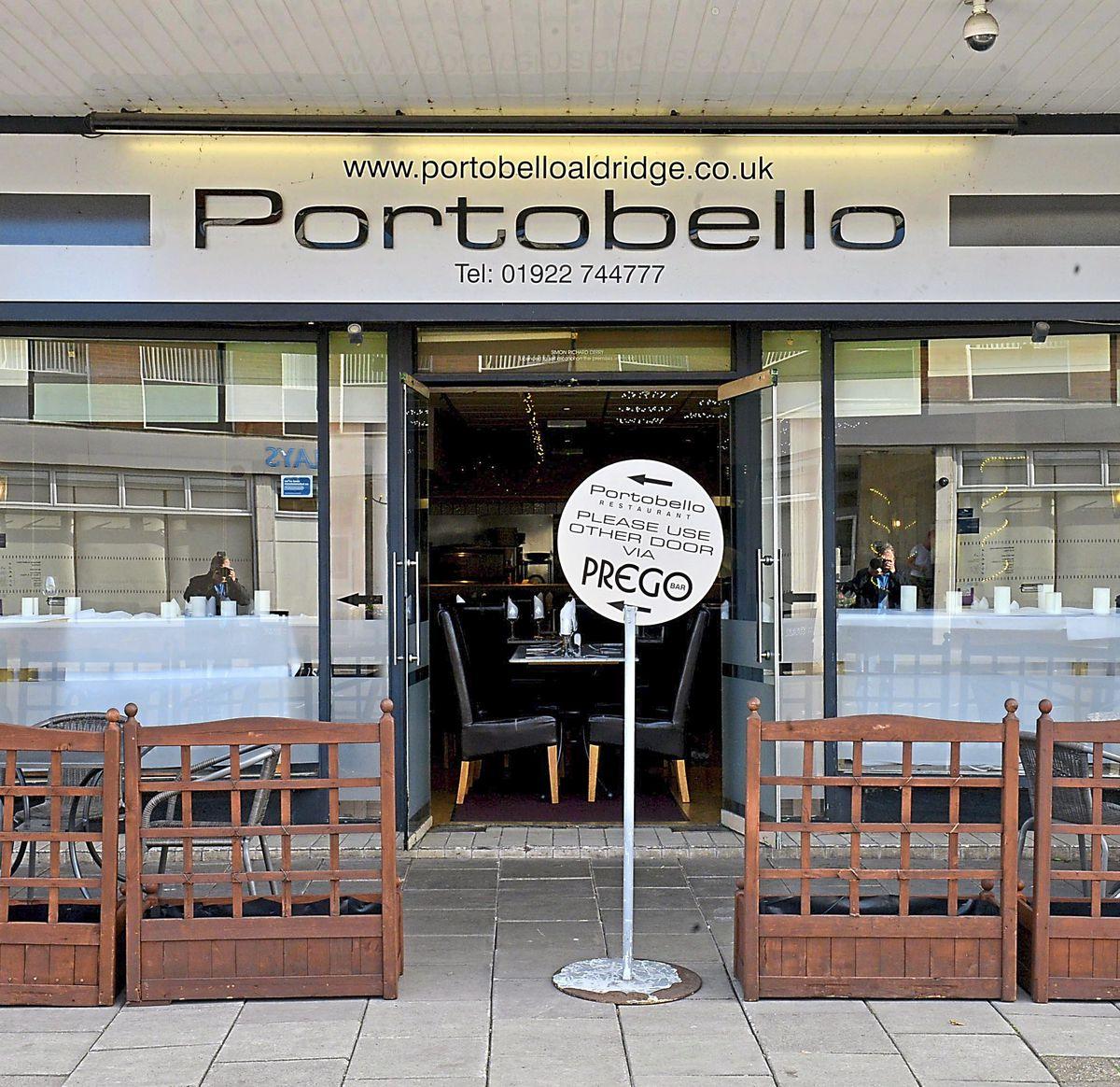 Ciao bella – Portobello Restaurant, Aldridge