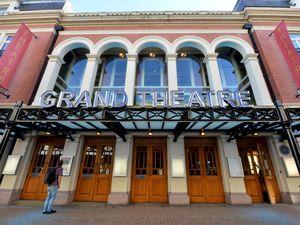 WOLVERHAMPTON COPYRIGHT EXPRESS AND STAR STEVE LEATH 08/09/2016  Wolverhampton Grand Theatre re-furbishment.