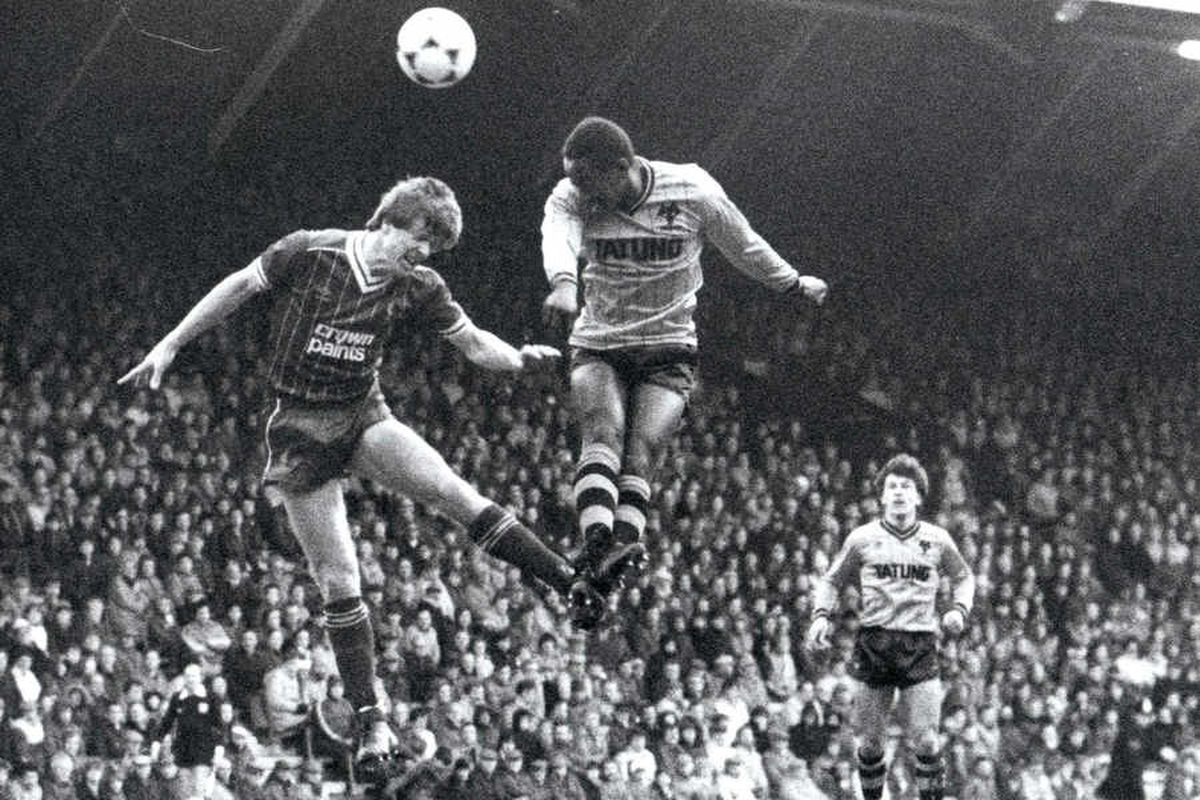 Classic match report - Liverpool 0 Wolves 1, 1984