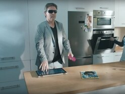 A German advert just revived the viral 'When mama isn't home' skit