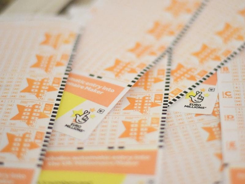 EuroMillions victor claims £105m jackpot prize