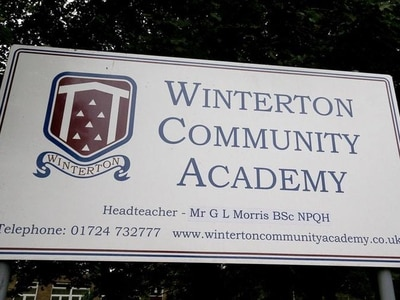 Girl, 16, charged with attempted murder of welfare officer stabbed at school
