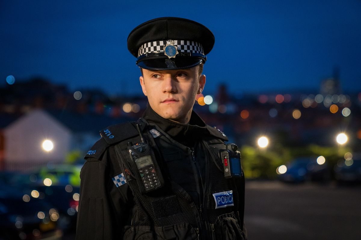 Black Country actor Gregory Piper plays Ryan Pilkington in Line of Duty