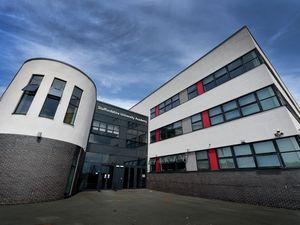 Staffordshire University Academy chalks up improved report
