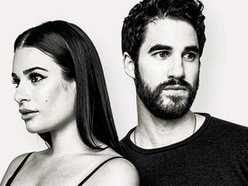 Glee stars Lea Michele and Darren Criss to perform in Birmingham