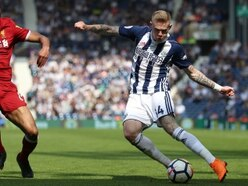 West Brom winger James McClean heading to Newcastle in high spirits