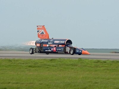 Firm behind 1,000mph Bloodhound car goes into administration