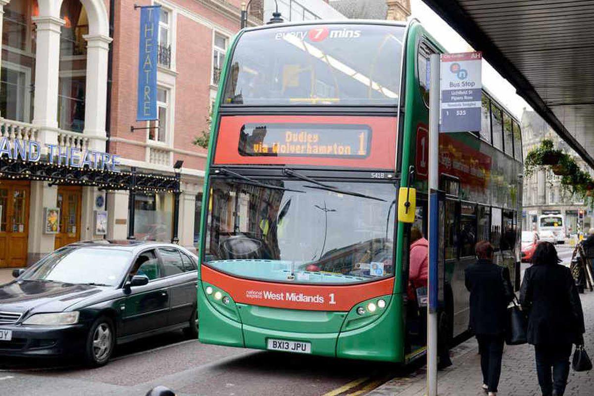 Wolverhampton traffic wardens targeting buses