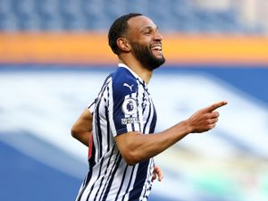 File photo dated 12-04-2021 of West Bromwich Albion's Matt Phillips. Issue date: Tuesday April 13, 2021. PA Photo. Matt Phillips says in-form West Brom have to believe they can stay up. See PA Story SOCCER West Brom. Photo credit should read: Michael Steele/PA Wire.