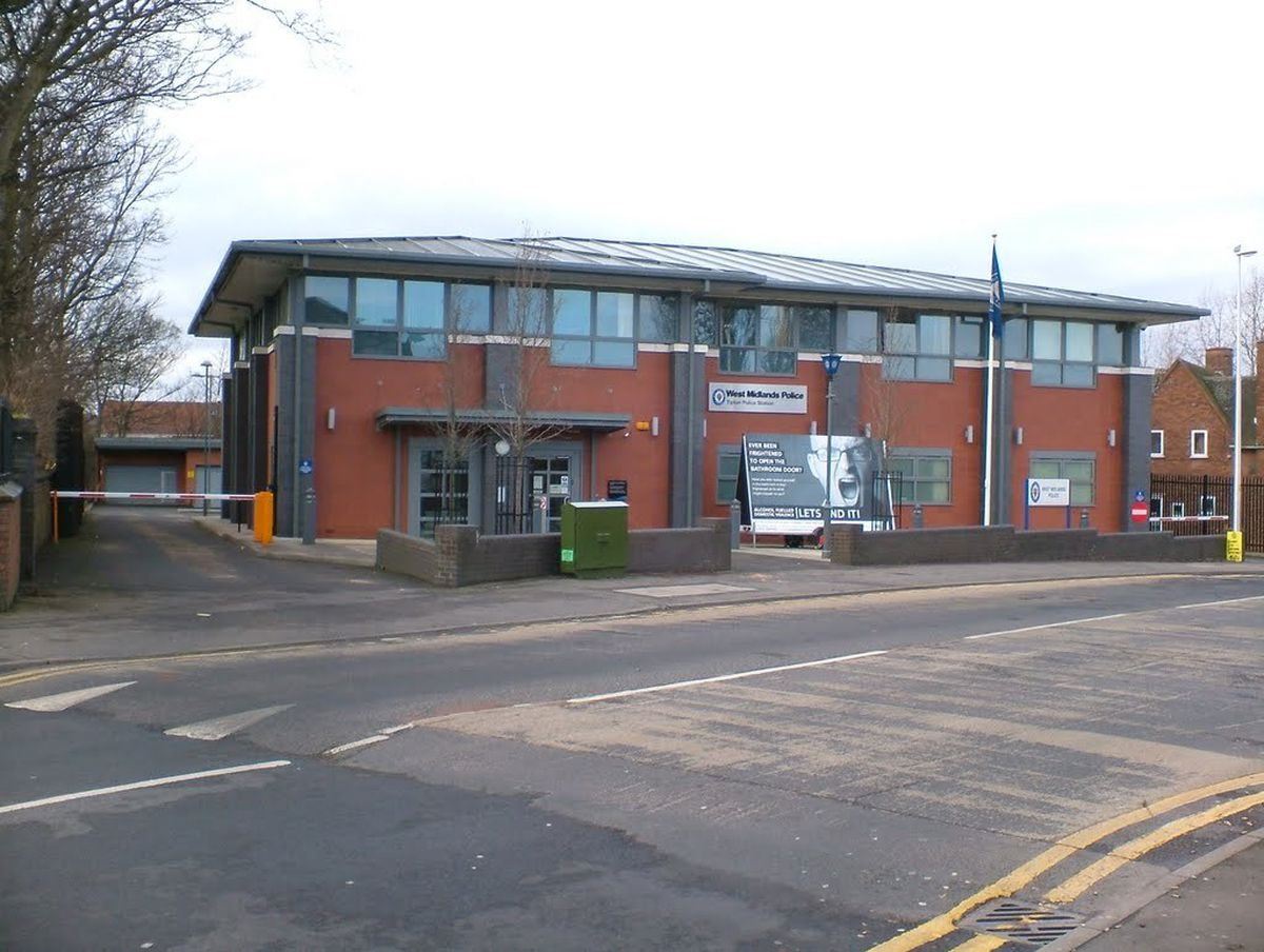 The current Tipton Police Station opened in 2007