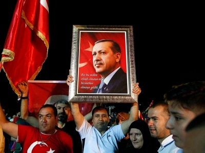 Erdogan proclaimed winner of Turkey election that brings him sweeping new powers