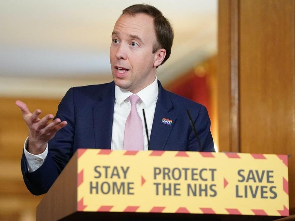 Government promises payout as NHS vital services restart