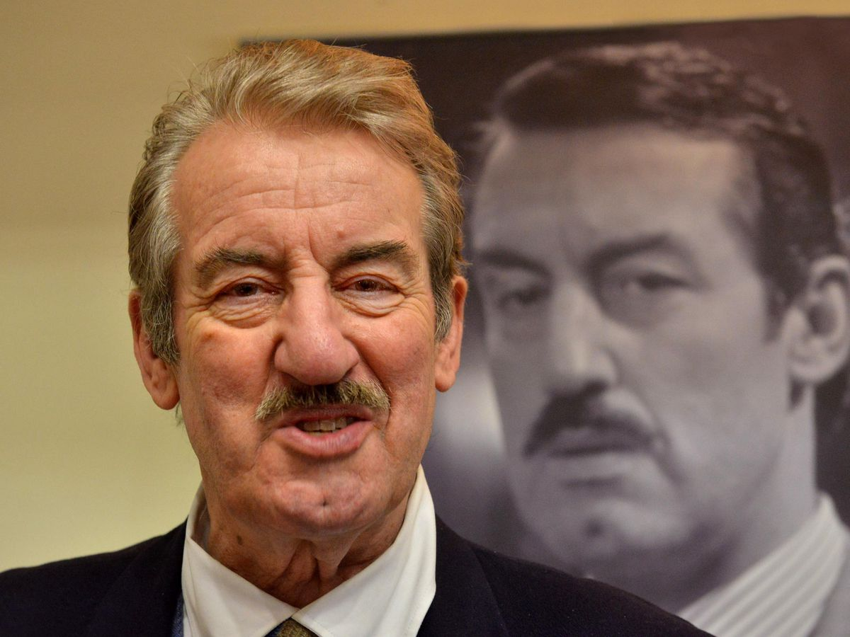 John Challis, for ever known as Boycie from Only Fools & Horses