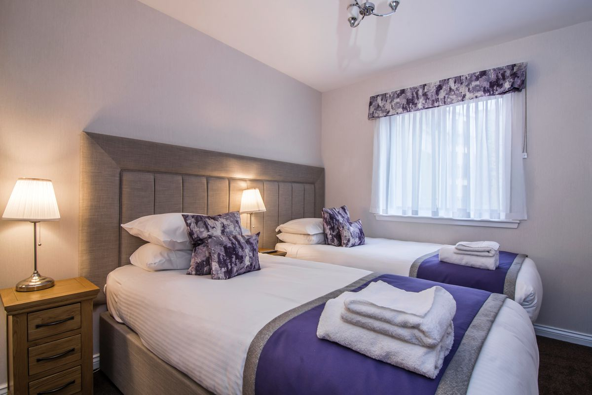 Inside the five-star apartment at The Knight Residence by Mansley