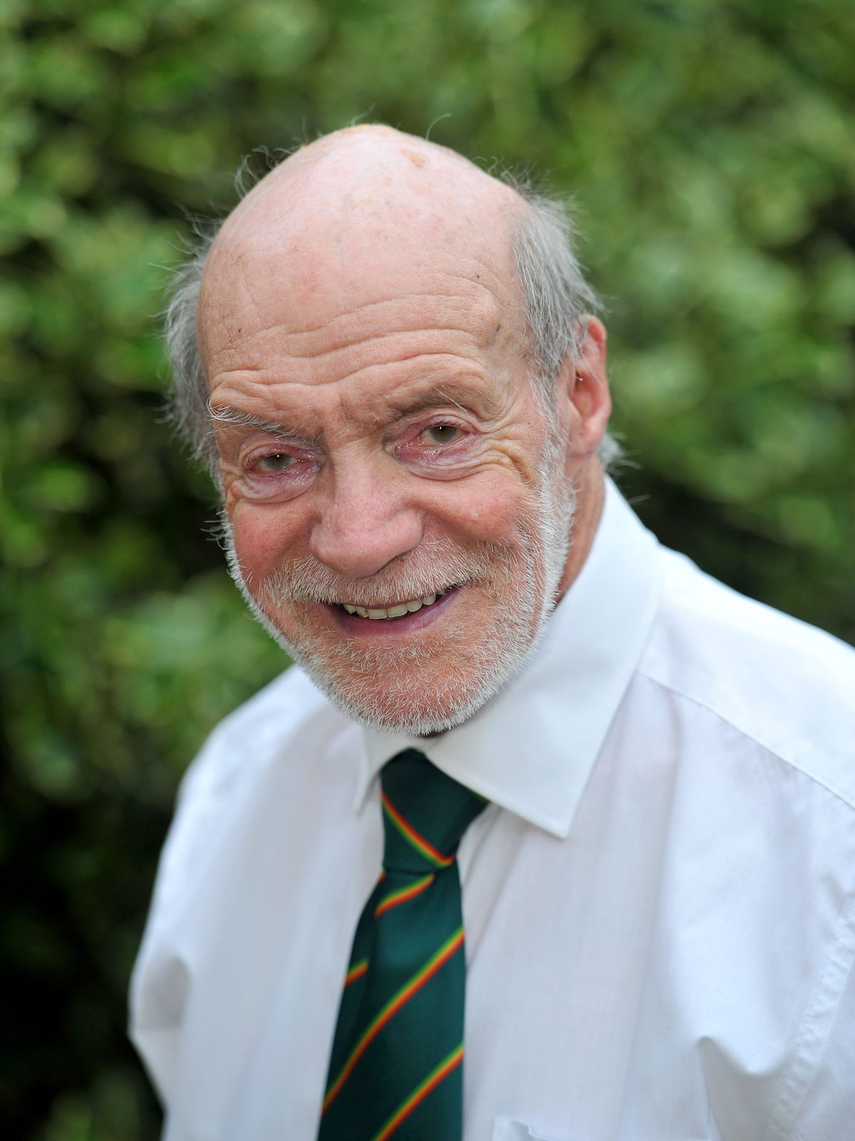 Barry Bond has been awarded an MBE for services to education