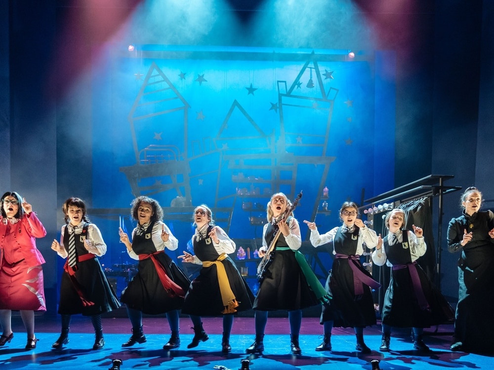 The Worst Witch, Birmingham Hippodrome - review with pictures