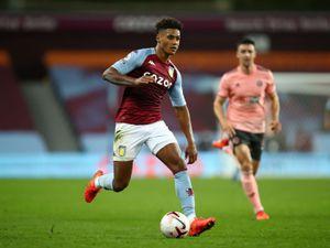 Aston Villa's Ollie Watkins