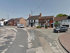 Cyclist taken to hospital after crash with car in Shifnal