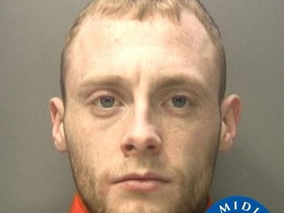 Man wanted over burglaries in Dudley