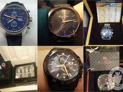 Designer watches stolen during Brierley Hill burglary