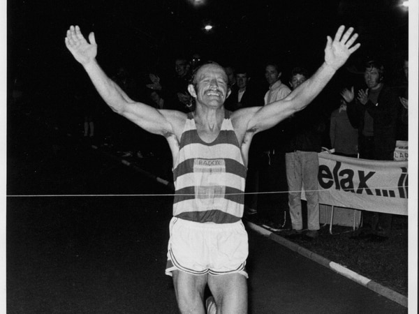 Former Tipton Harriers world record holder's wife dies days after him